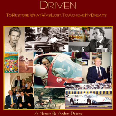 Driven – To Restore What Was Lost, To Achieve My Dreams
