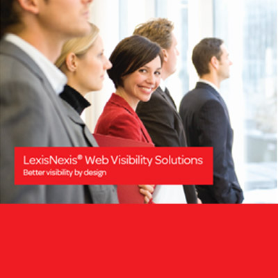 LexisNexis Web Visibility Solutions